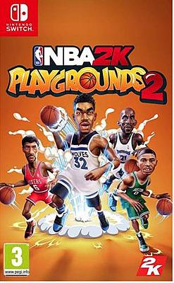 Einfach und sicher online bestellen: NBA 2K Playgrounds 2 (EU-Import) in Österreich kaufen.