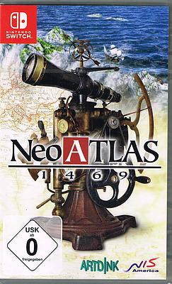 Einfach und sicher online bestellen: Neo Atlas 1469 in Österreich kaufen.