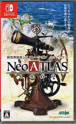 Einfach und sicher online bestellen: Neo Atlas 1469 (Asia-Import) in Österreich kaufen.