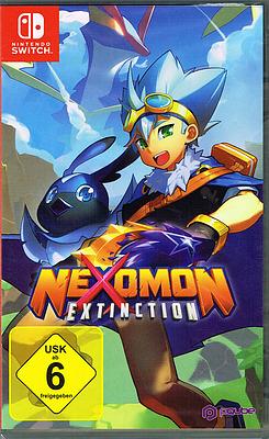 Einfach und sicher online bestellen: Nexomon Extinction in Österreich kaufen.