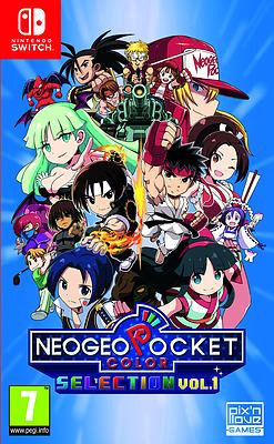 Einfach und sicher online bestellen: Neo Geo Pocket Color Selection Vol. 1 (PEGI) in Österreich kaufen.