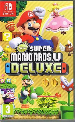 Einfach und sicher online bestellen: New Super Mario Bros. U Deluxe (AT-PEGI) in Österreich kaufen.