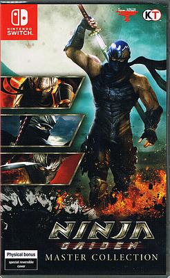 Einfach und sicher online bestellen: Ninja Gaiden Master Collection (US-Import) in Österreich kaufen.