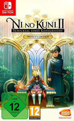Einfach und sicher online bestellen: Ni No Kuni 2: Revenant Kingdom Princes Edition in Österreich kaufen.