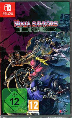 Einfach und sicher online bestellen: Ninja Saviors Return of the Warriors in Österreich kaufen.