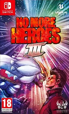 Einfach und sicher online bestellen: No More Heroes 3 (PEGI) in Österreich kaufen.