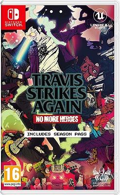 Einfach und sicher online bestellen: Travis Strikes Again: No More Heroes + Seasonpass in Österreich kaufen.