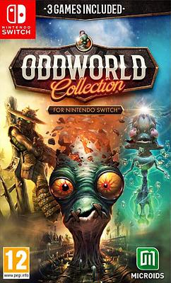 Einfach und sicher online bestellen: Oddworld Collection in Österreich kaufen.