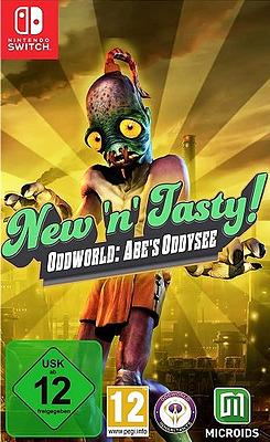 Einfach und sicher online bestellen: Oddworld: New 'n' Tasty in Österreich kaufen.
