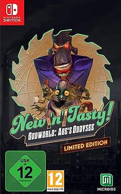 Einfach und sicher online bestellen: Oddworld: New 'n' Tasty Limited Edition in Österreich kaufen.