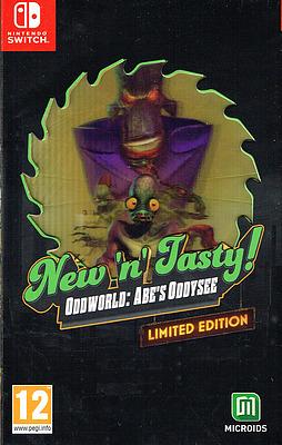 Einfach und sicher online bestellen: Oddworld: New 'n' Tasty Limited Edition (PEGI) in Österreich kaufen.