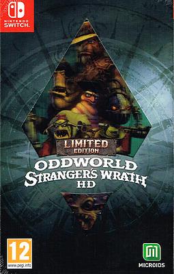 Einfach und sicher online bestellen: Oddworld Strangers Wrath HD Limited Edition in Österreich kaufen.