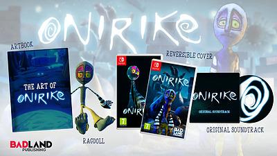 Einfach und sicher online bestellen: Onirike Collectors (PEGI) in Österreich kaufen.