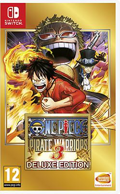 Einfach und sicher online bestellen: One Piece: Pirate Warriors 3 Deluxe Edition in Österreich kaufen.