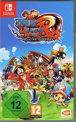 Einfach und sicher online bestellen: One Piece Unlimited World Red - Deluxe Edition AT in Österreich kaufen.