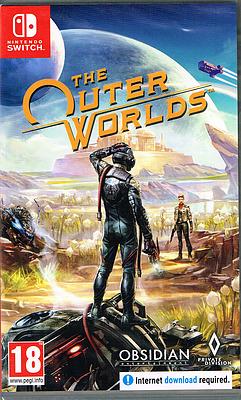 Einfach und sicher online bestellen: The Outer Worlds (PEGI) in Österreich kaufen.