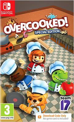 Einfach und sicher online bestellen: Overcooked! Special Edition in Österreich kaufen.