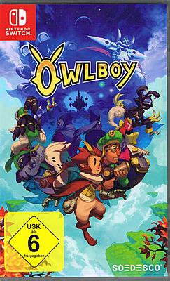 Einfach und sicher online bestellen: Owlboy in Österreich kaufen.