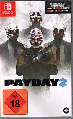 Einfach und sicher online bestellen: Payday 2 in Österreich kaufen.