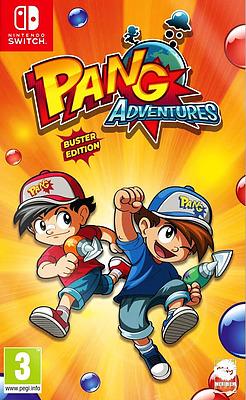 Einfach und sicher online bestellen: Pang Adventures Buster Edition in Österreich kaufen.