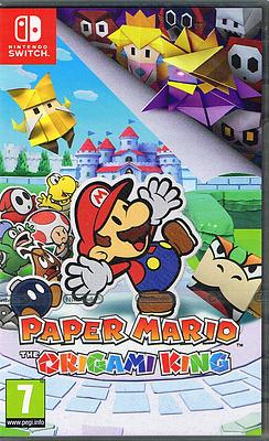 Einfach und sicher online bestellen: Paper Mario: The Origami King (AT-PEGI) in Österreich kaufen.