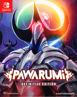 Einfach und sicher online bestellen: Pawarumi Limited Edition (Asia-Version) in Österreich kaufen.