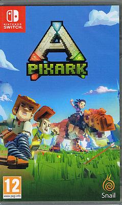 Einfach und sicher online bestellen: PixARK (PEGI) in Österreich kaufen.