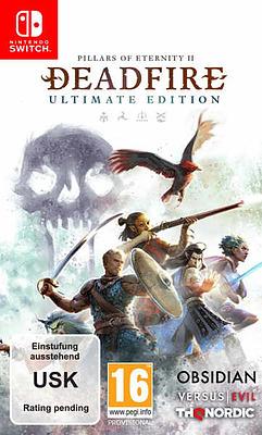 Einfach und sicher online bestellen: Pillars of Eternity 2: Deadfire - Ultimate Edit. in Österreich kaufen.