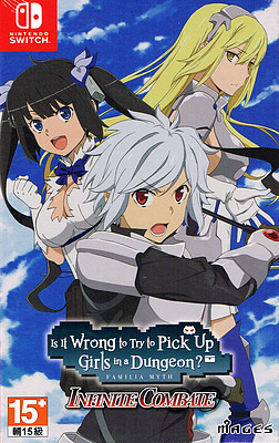 Einfach und sicher online bestellen: Is It Wrong to Try to Pick Up Girls in a Dungeon in Österreich kaufen.