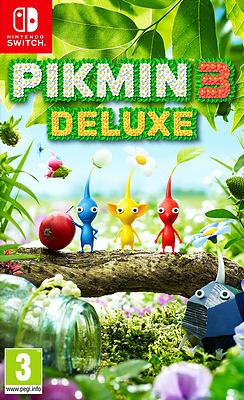 Einfach und sicher online bestellen: Pikmin 3 Deluxe (AT-PEGI) in Österreich kaufen.