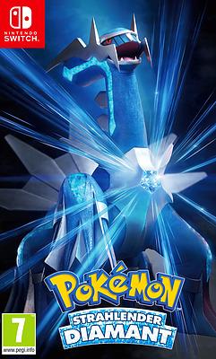 Einfach und sicher online bestellen: Pokémon Brilliant Diamond (AT-PEGI) in Österreich kaufen.