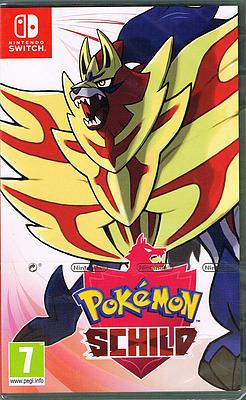 Einfach und sicher online bestellen: Pokémon Schild (AT-PEGI) in Österreich kaufen.