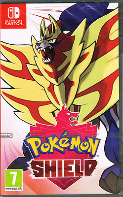 Einfach und sicher online bestellen: Pokémon Schild (PEGI) in Österreich kaufen.