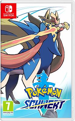 Einfach und sicher online bestellen: Pokémon Schwert (PEGI) in Österreich kaufen.