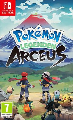 Einfach und sicher online bestellen: Pokémon Legends: Arceus (AT-PEGI) in Österreich kaufen.