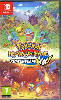 Einfach und sicher online bestellen: Pokemon Mystery Dungeon: Retterteam DX (AT-PEGI) in Österreich kaufen.