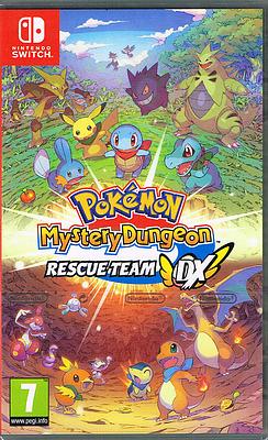 Einfach und sicher online bestellen: Pokemon Mystery Dungeon: Rescue Team DX (PEGI) in Österreich kaufen.
