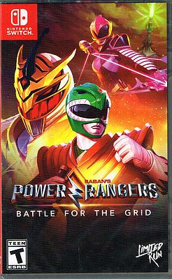 Einfach und sicher online bestellen: Power Rangers Battle for the Grid Ranger Edition in Österreich kaufen.