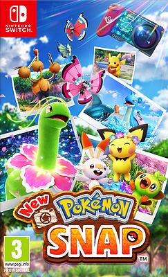 Einfach und sicher online bestellen: New Pokemon Snap (AT-PEGI) in Österreich kaufen.