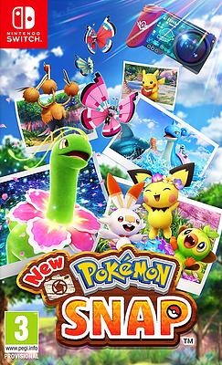 Einfach und sicher online bestellen: New Pokemon Snap (PEGI) in Österreich kaufen.