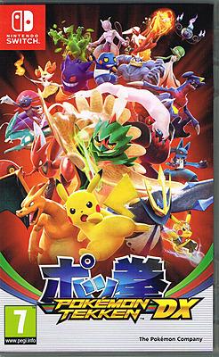 Einfach und sicher online bestellen: Pokemon Tekken DX (AT-PEGI) in Österreich kaufen.