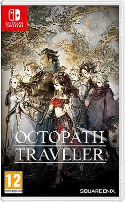 Einfach und sicher online bestellen: Octopath Traveler (AT-PEGI) in Österreich kaufen.