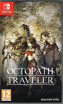 Einfach und sicher online bestellen: Octopath Traveler (EU-Import) in Österreich kaufen.