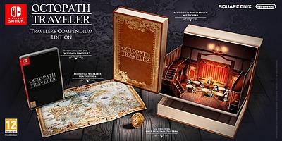 Einfach und sicher online bestellen: Octopath Traveler Limited Edition in Österreich kaufen.