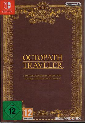 Einfach und sicher online bestellen: Octopath Traveler Limited Edition (EU-Import) in Österreich kaufen.