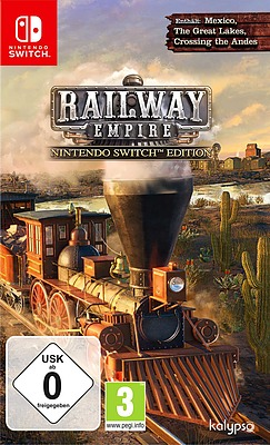 Einfach und sicher online bestellen: Railway Empire in Österreich kaufen.