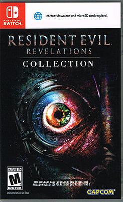 Einfach und sicher online bestellen: Resident Evil: Revelations Collection (US-Import) in Österreich kaufen.