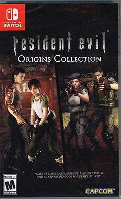 Einfach und sicher online bestellen: Resident Evil Origins Collection (US-Import) in Österreich kaufen.