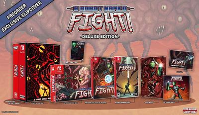 Einfach und sicher online bestellen: A Robot Named Fight! Deluxe Edition (US-Import) in Österreich kaufen.