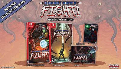 Einfach und sicher online bestellen: A Robot Named Fight! Premium Edition (US-Import) in Österreich kaufen.